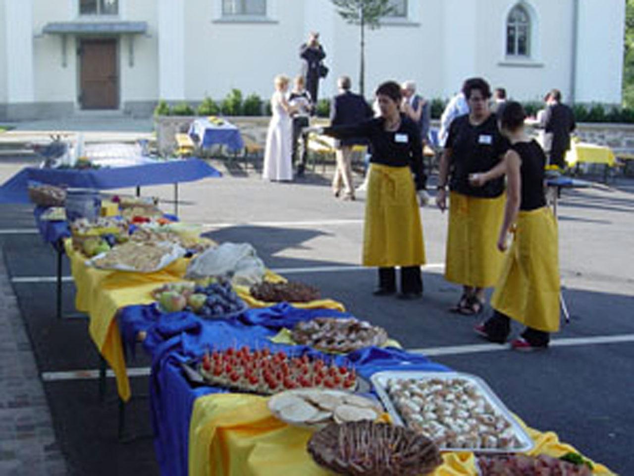2001 – Die Apéro-Chuchi wird als eigenständiger Verein gegründet.
